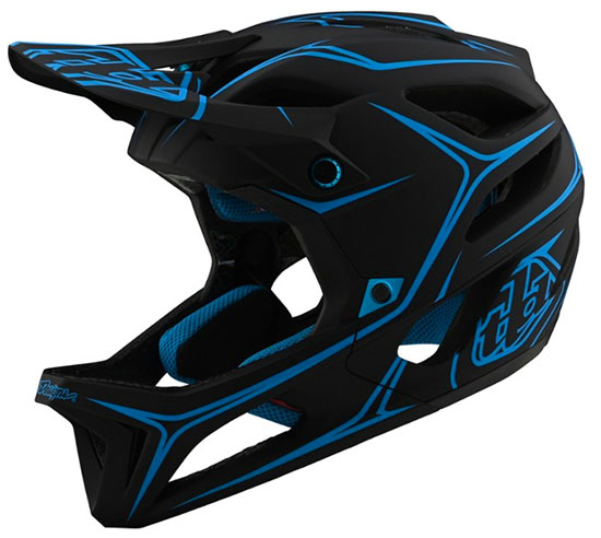 Troy Lee Designs Stage MIPS mountain bike helmet