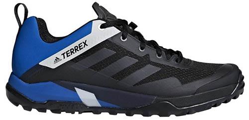 185e2774ab30 Adidas Terrex Trail Cross SL mountain bike shoe. Category  XC Pedal  compatibility  Flat