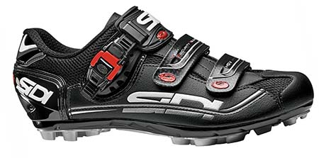 mtn bike shoes (Sidi Dominator)