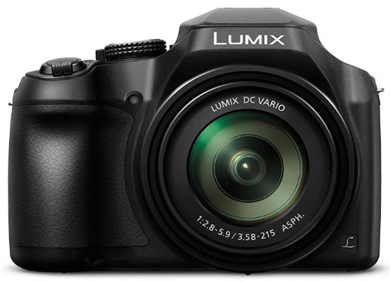 Panasonic Lumix FZ80 camera