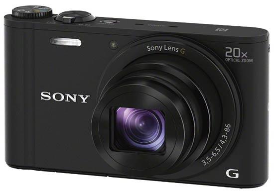 دوربین سونی WX350