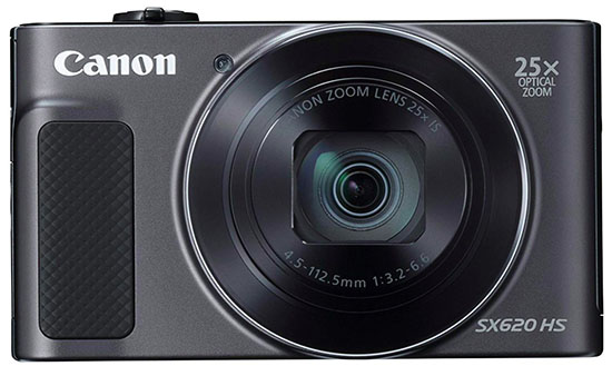 Canon SX620 HS point and shoot camera