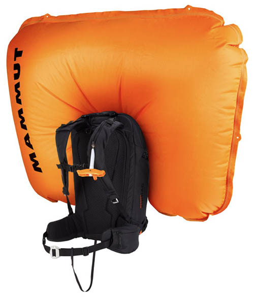 Mammut Pro X Removable Airbag ski backpack
