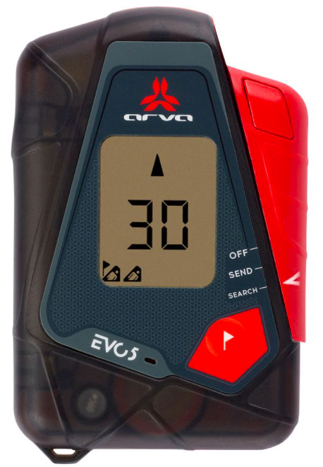 ARVA Evo5 avalanche beacon
