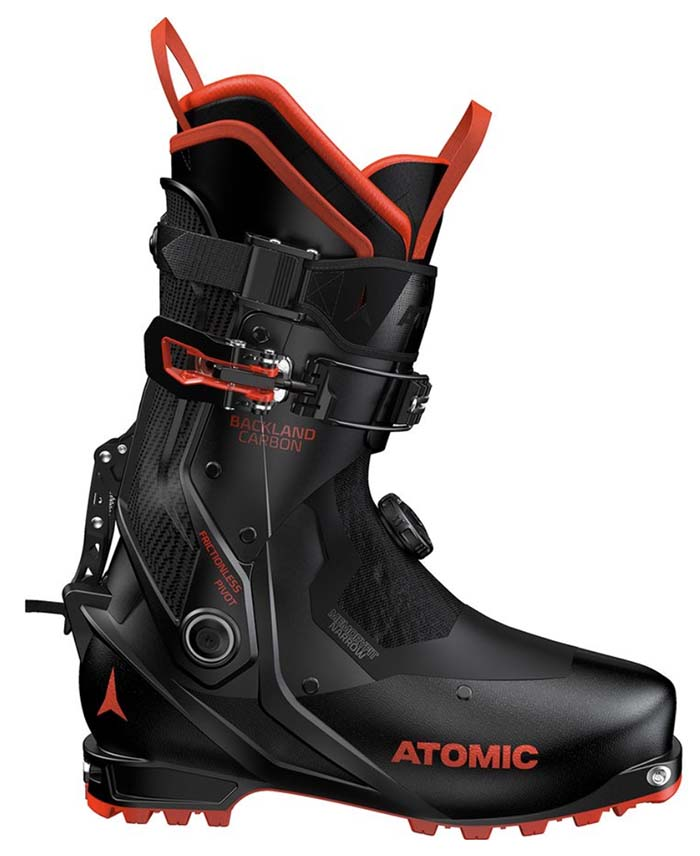 Atomic Backland Carbon backcountry touring ski boot