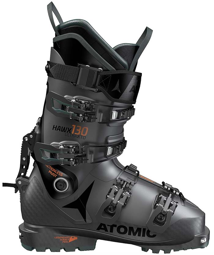 Atomic Hawx Ultra XTD 130 backcountry touring ski boot