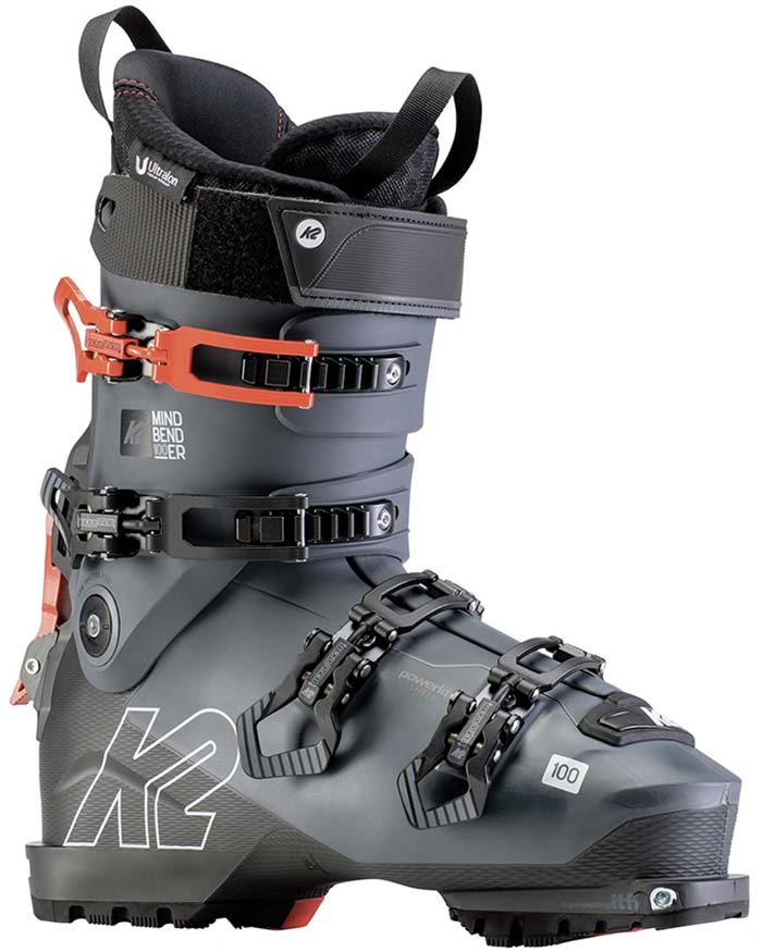 K2 Mindbender 100 backcountry touring ski boot 2