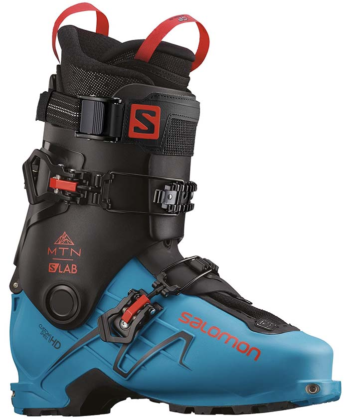 Salomon SLab MTN backcountry touring ski boot 2