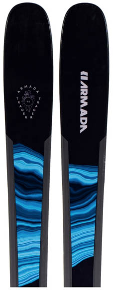 Amada Tracer 98 backcountry skis