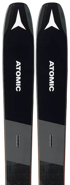 Atomic Backland 117 backcountry touring ski