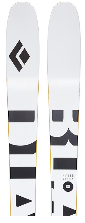 Black Diamond Helio Carbon 88 skis