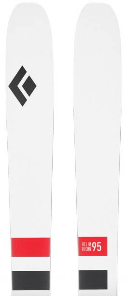 Black Diamond Helio Recon 95 backcountry ski