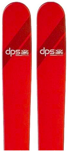 DPS Alchemist Lotus 124 skis