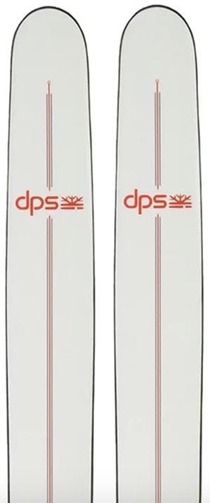 DPS Powderworks Lotus 138 tour backcountry skis
