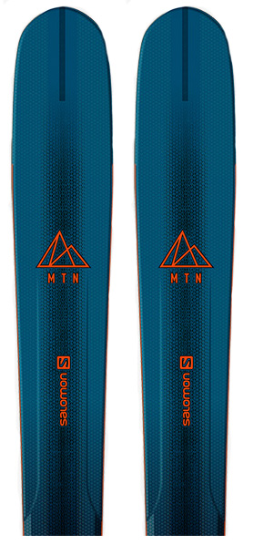 Salomon MTN Explore skis