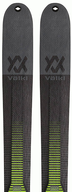 Volkl BMT 109 backcountry touring skis