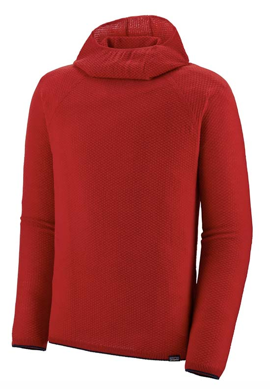 Baselayers (Patagonia Capilene Air Hoody)