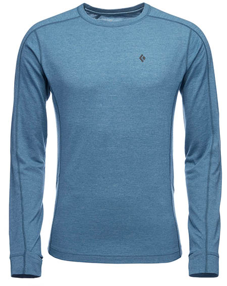 Black Diamond Solution 150 Merino Crew baselayer