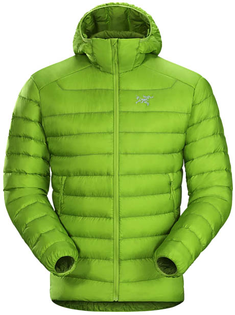 Arc'teryx Cerium LT down hoody jacket