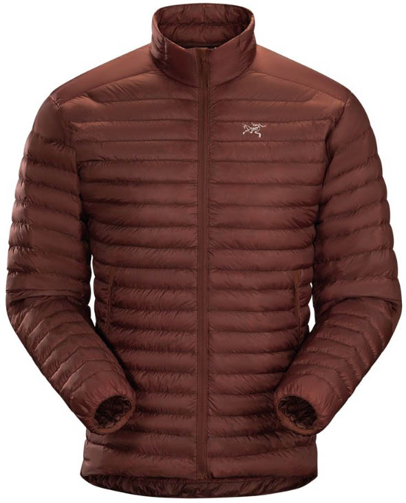 Arc'teryx Cerium SL non-hooded down jacket