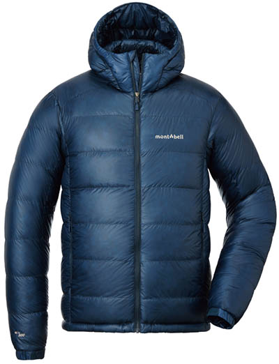 Montbell Mirage Parka down jacket