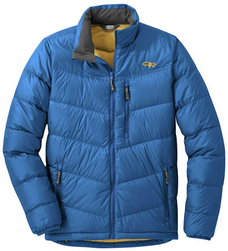 f42c713e709 Outdoor Research Transcendent standard down jacket