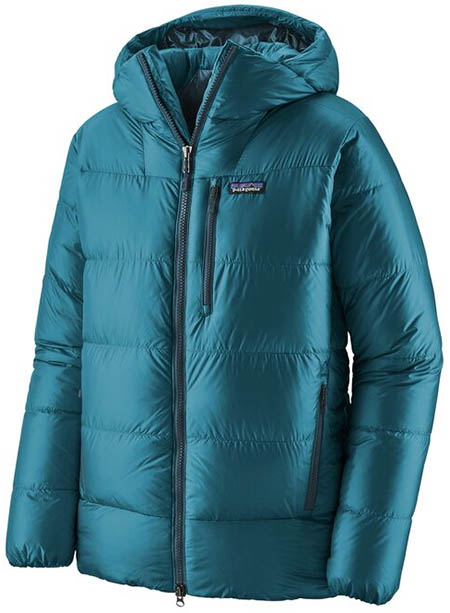 Patagonia Men's Fitz Roy Down Parka