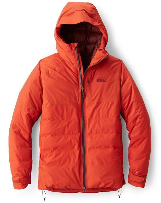 REI Co-op 850 Stormhenge down jacket