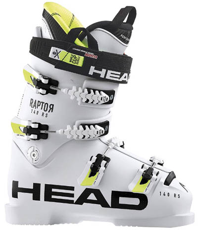 Head Raptor 140RS ski boots