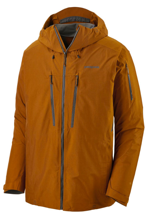 Patagonia PowSlayer ski jacket