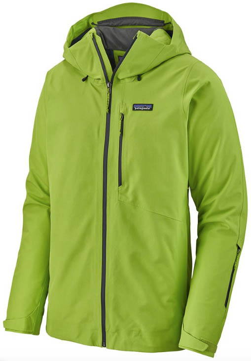 Patagonia Powder Bowl shell ski jacket
