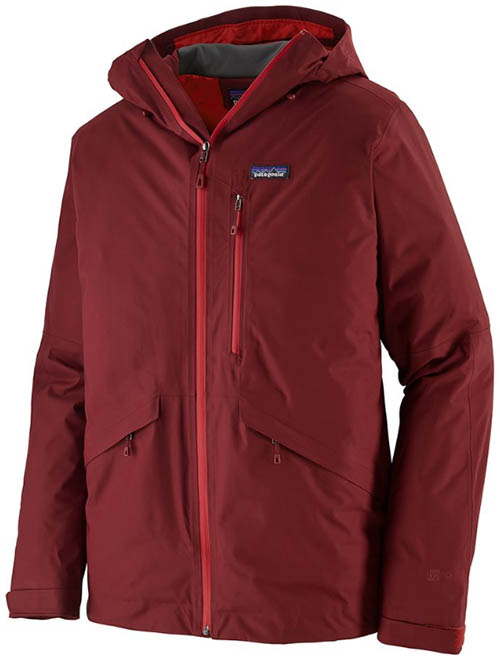 Patagonia Snowshot Insulated ski jackets