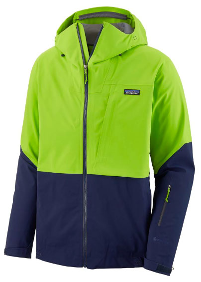 Patagonia Untracked ski jacket