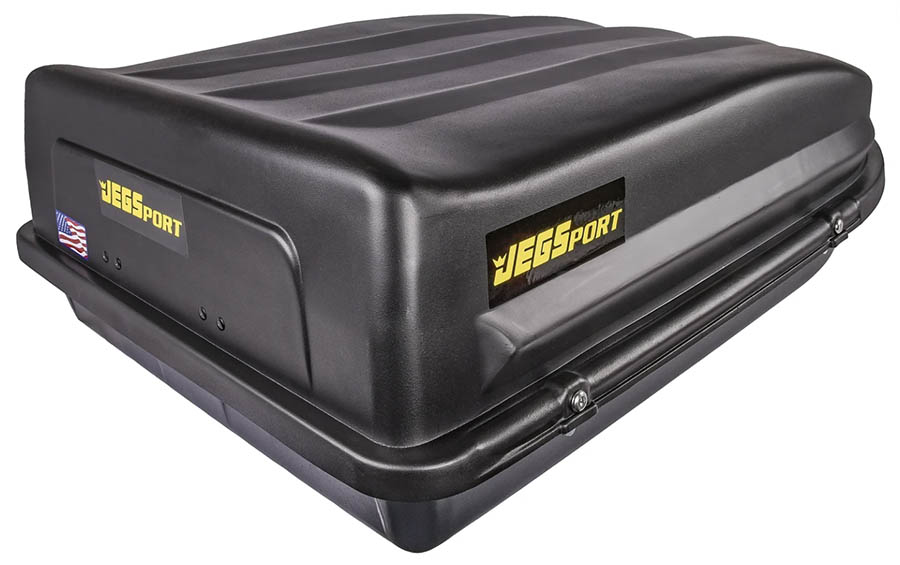 Jegs Sport rooftop cargo box