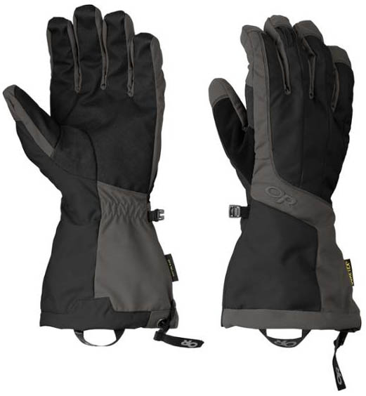 Outdoor Research Arete snow gloves