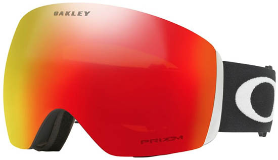 Oakley Flight Deck Prizm ski goggles