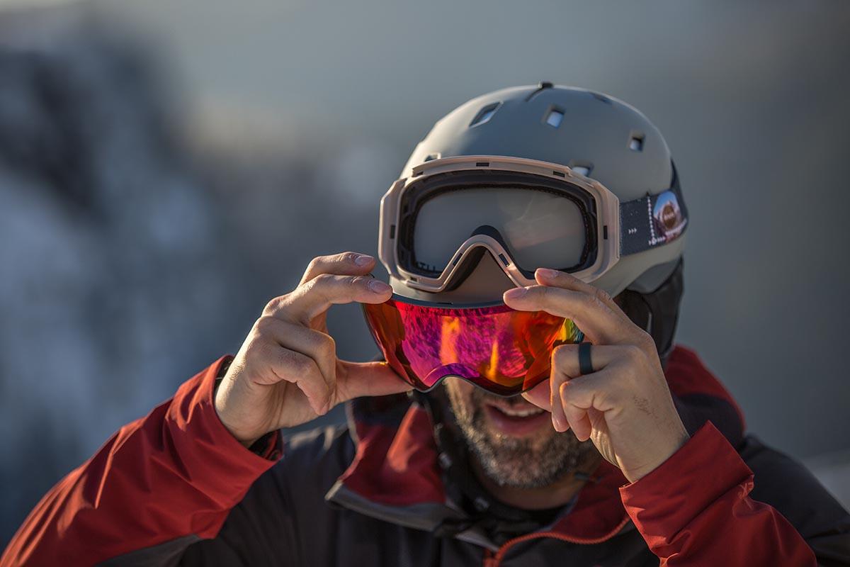 9a9357e7d1f Ski Goggles (Anon interchange system)