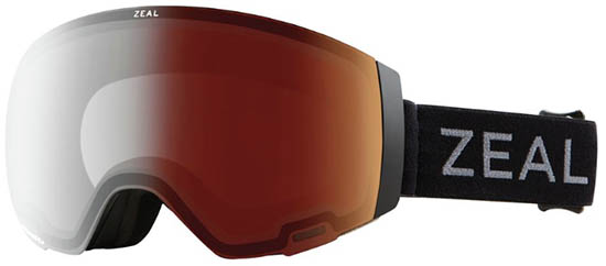 Zeal Portal Polarized Photochromic ski goggles