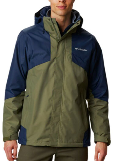 Columbia Bugaboo II Interchange ski jacket