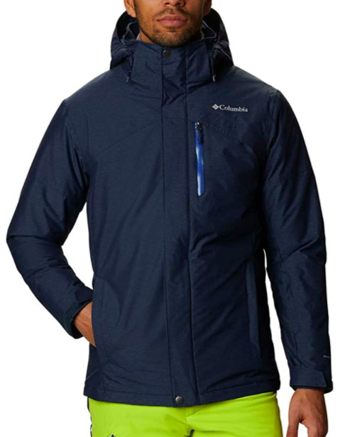 Columbia Last Tracks ski jacket