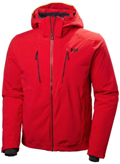aa20e3e1036 Best Insulated Ski Jacket. 2. Helly Hansen Alpha 3.0 ($450)