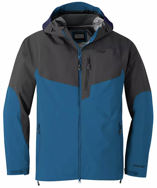 Outdoor Research Hemispheres GTX ski jacket