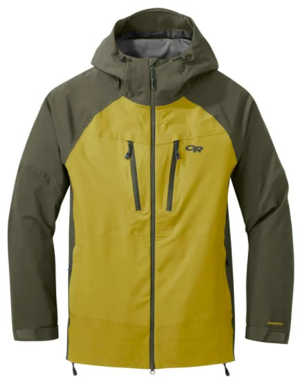 Outdoor Research Skyward II ski jacket_0