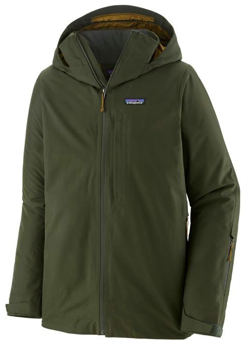 Patagonia Powder Bowl Insulated ski jacket
