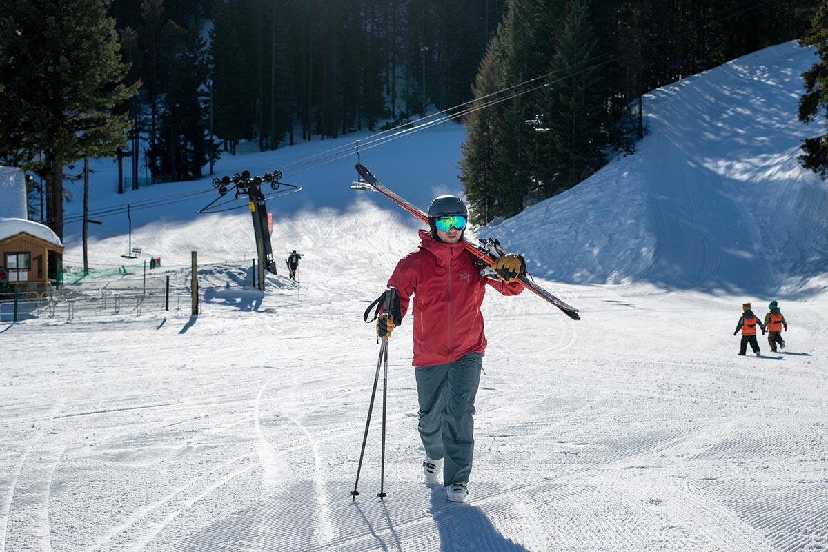 2d8853202db Ski Pants (Arc teryx Sabre)