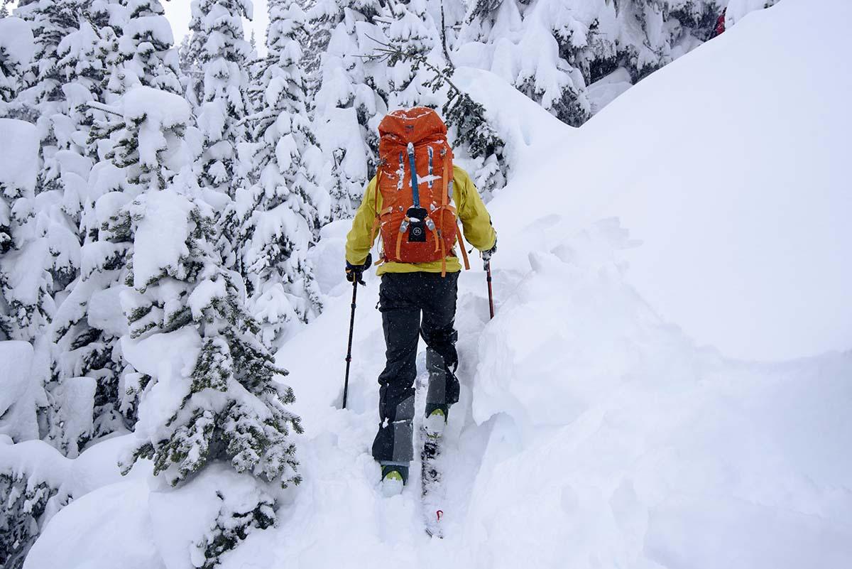 c0beafb97d8 Ski Pants (waterproofing)
