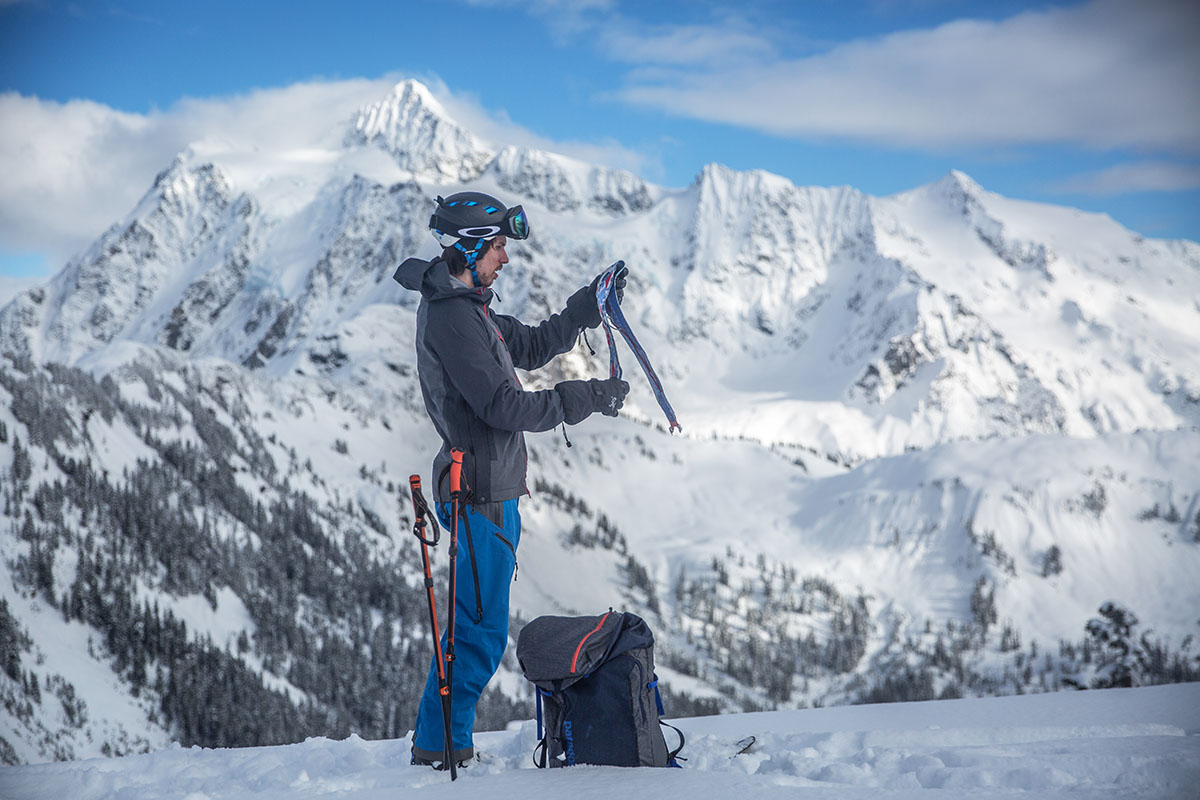 Ski pants (Outdoor Research Skyward II)