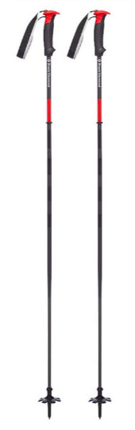 Black Diamond Boundary Carbon ski poles