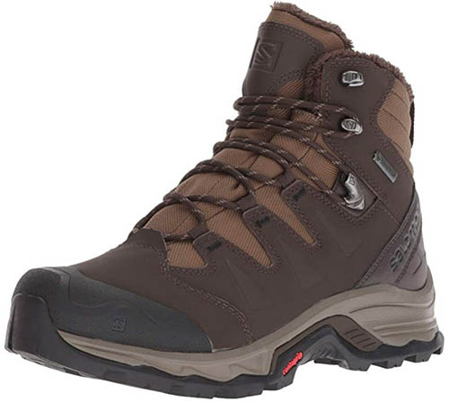 893a5dcd8f2 Best Boot for Winter Hiking. 4. Salomon Quest Winter GTX ( 180)