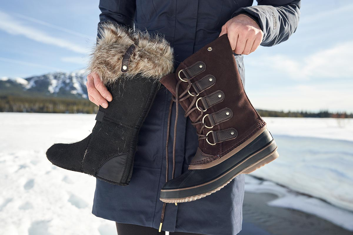 Winter boots (removable lining)